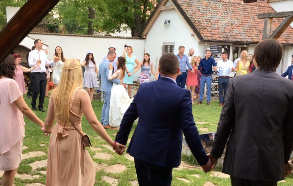 Lenka & Kuba: svatba Pastuška